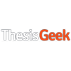 thesisgeek review logo